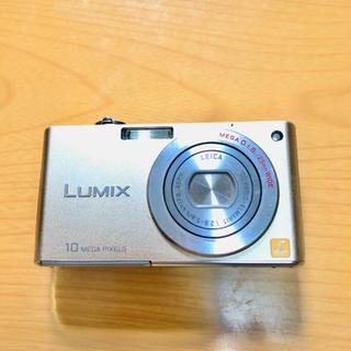 ★ Lumix デジタルカメラ DMC-FX35 ★