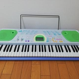 CASIO. 光ナビゲーションキーボード  LKー102