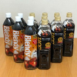 [受付再開]【値下げ】ボトルコーヒー 「UCC 職人の珈琲(無糖...