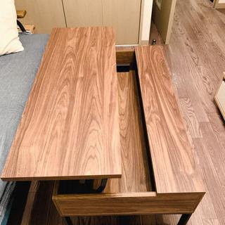 テーブル アイアン脚 昇降式