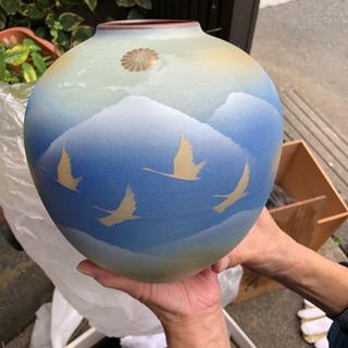九谷焼き 花瓶