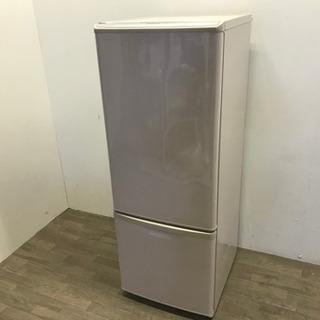 101301☆パナソニック 2ドア冷蔵庫 09年製☆