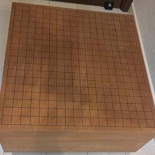 碁盤と碁石セット