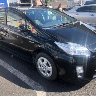 トヨタ プリウス 黒 45000