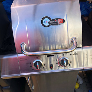 Char-broil gourmet BBQ 用のグリル
