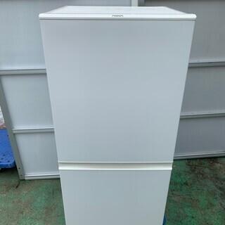 2018年製 AQUA ノンフロン冷凍冷蔵庫157ℓ
