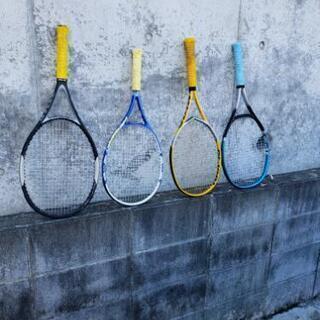 テニスラケット!ケース付き!
