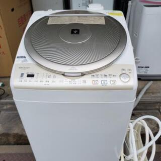 SHARP シャープ 9.0kg 全自動電気洗濯機 ES-TX9...