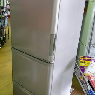 ◆シャープ冷凍冷蔵庫◆SJ-W352 2017年製 どっちもドア...