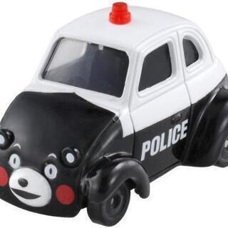 ドリームトミカ くまモンのパトロールカー