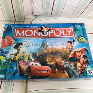 MONOPOLY Disney PIXAR  モノポリーのディズ...