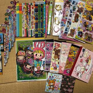 小学生用 鉛筆31本、メモ帳、その他おまけ付き