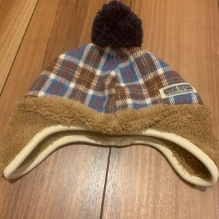 ベビーニット帽 RONPING UNIVERSE Sサイズ 46センチ
