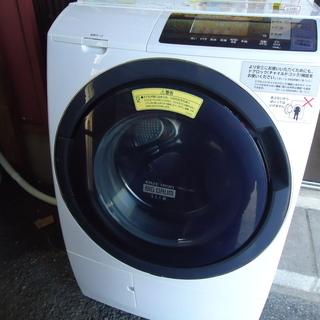 【エコプラス小倉南店】日立 洗濯機 BD-SG100B 2…