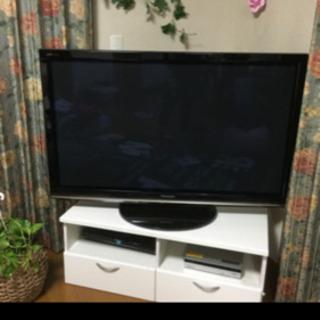 Panasonicテレビ 壊れています50インチ
