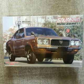 マツダ SAVANNA GT (プラモデル)