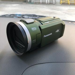 4Kビデオカメラ ライカ パナソニックHC-vx2 32X