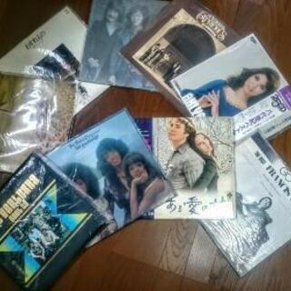 LPレコード 1枚200円