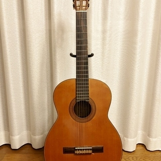 手工品・古いギター/京祐助作 / G200 / クラシックギター