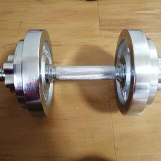 IGNIO製ダンベル10kg
