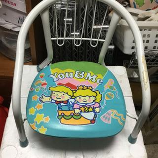 中古赤ちゃんの椅子