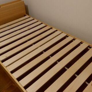 シングル すのこベッド