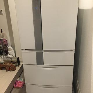 三菱電機製 冷蔵庫 555L コンパクトで大容量2
