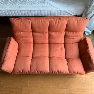 【無料】折り畳みソファー