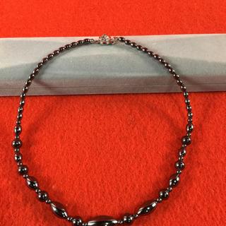 ネックレス ブラック 40cm