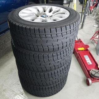 205/55R16 BMW 純正 アルミ スタッドレスT 4本セ...