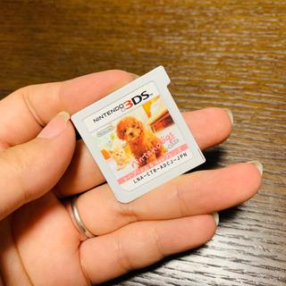 3DS カセット トイプードル&Newフレンズ