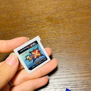 3DS カセット モンスターハンタークロス