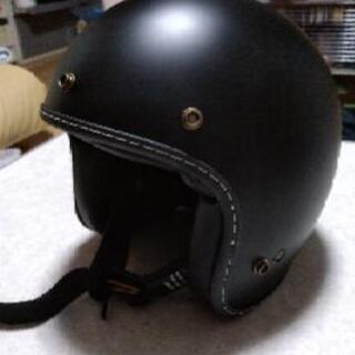 ジェット型ヘルメット サイズM?