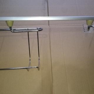 ■タオル掛け、キッチンペーパーレール 吊戸棚 オプション