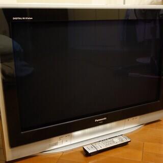 パナソニック製 地上BSデジタル対応 32型ブラウン管テレビ