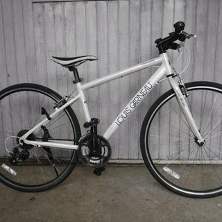 ルイガノのクロスバイクCHASSE 中古自転車 257