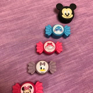 Disney シリコン製玩具