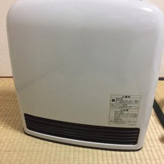 【都市ガス】ガスファンヒーター