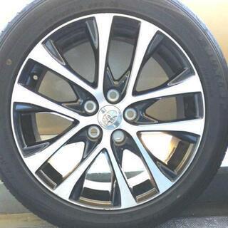 【相談中】エスティマ 純正ホイール 低燃費タイヤ 4本セット