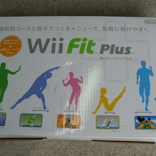 ☆★ Wii fit PLUS フィット プラス 無料