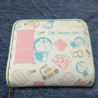 ドラえもんのお財布。