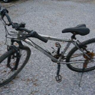 自転車 シボレー マウンテンバイク 26インチ アルミフレーム ...