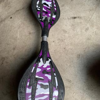 バランスボード 紫
