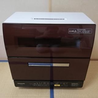 ■美品■パナソニック 食器洗い乾燥機 NP-TR8-T(エコナビ...