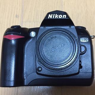 【中古Nikon】D70 デジタル一眼レフカメラ