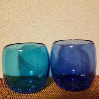 琉球グラスセット♡ペア2色