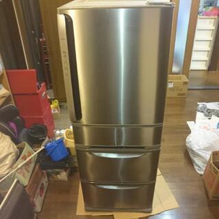 日立ノンフロン冷凍冷蔵庫 R-S43WM