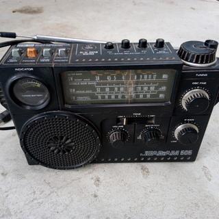 MITSUBISHI 三菱 JEAGAM 505 BCLラジオ ...