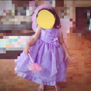 プリンセス ソフィア ドレス