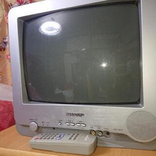 シャープ 14インチ テレビ ファミコン用